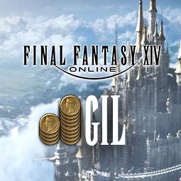 10M Final Fantasy XIV Gil per Unit(All NA/EU/JP) Servers