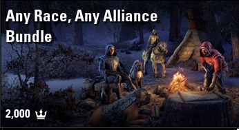 [PC-Europe] any race any alliance bundle (2000 crowns) // Fast delivery!
