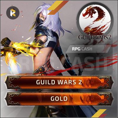 Guild Wars 2 (GW2) Gold