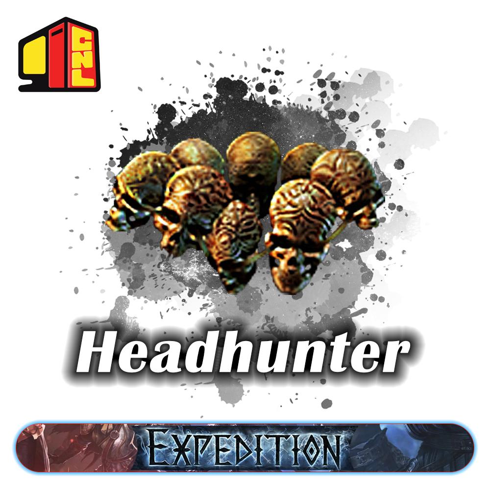 [Expediction Softcore] - Headhunter, Leather Belt - NON corrupted / NON Replica !!