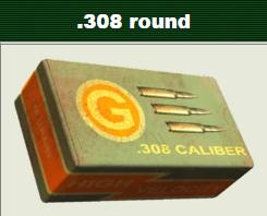 (PC) Ammo .308 Round (5000)