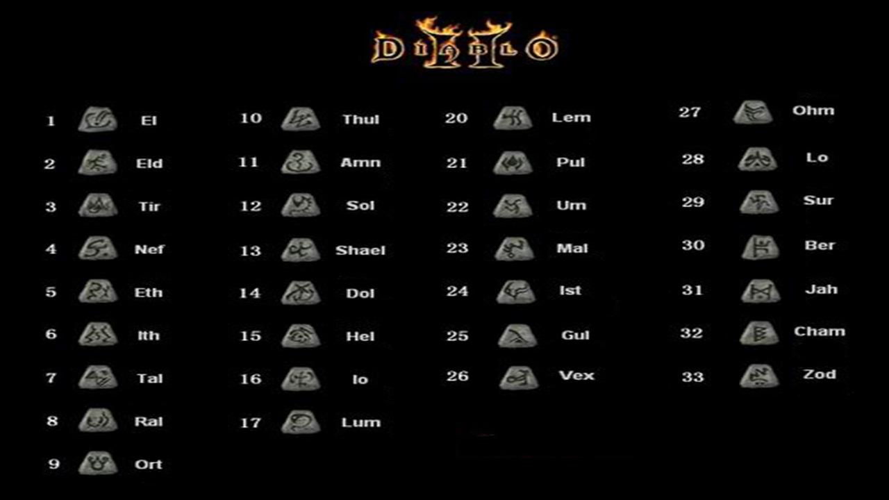 El Rune - Instant delivery
