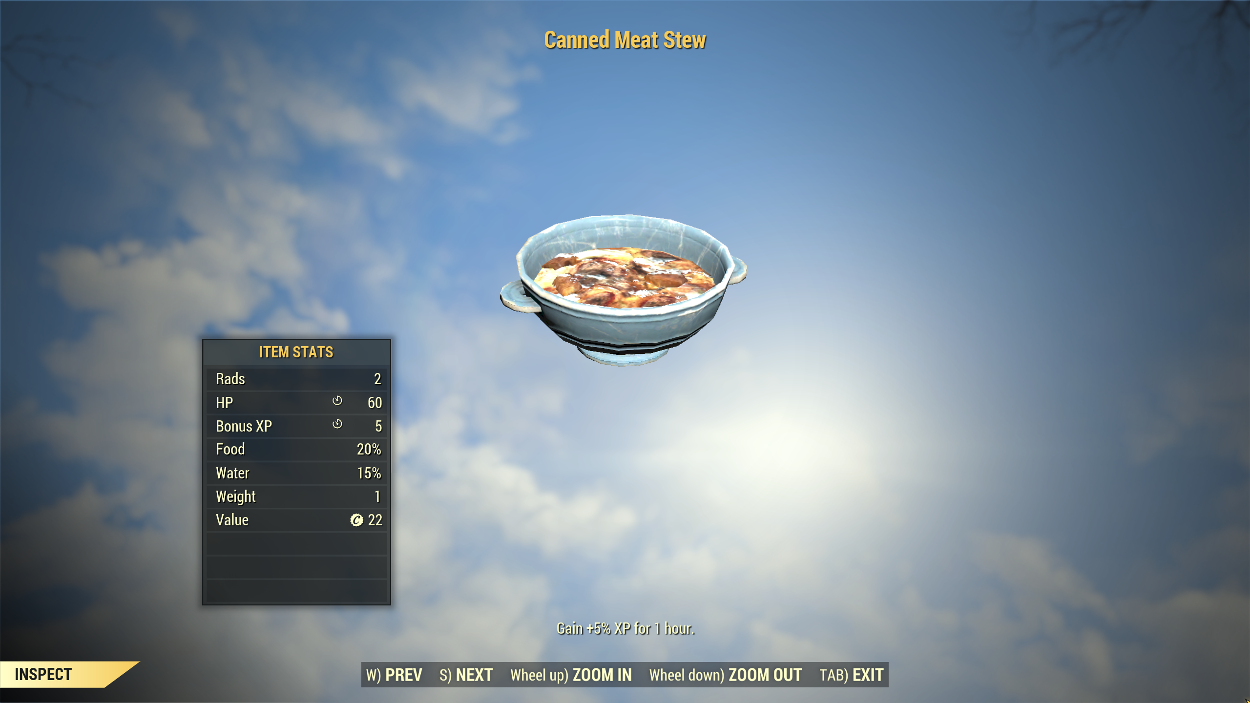 100x Canned Meat Stew[10% XP BOOST]   FAST DELIVERY  