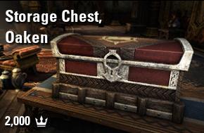 Storage Chest, Oaken [EU-PC]