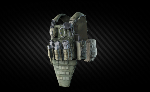 Crye Precision AVS plate carrier