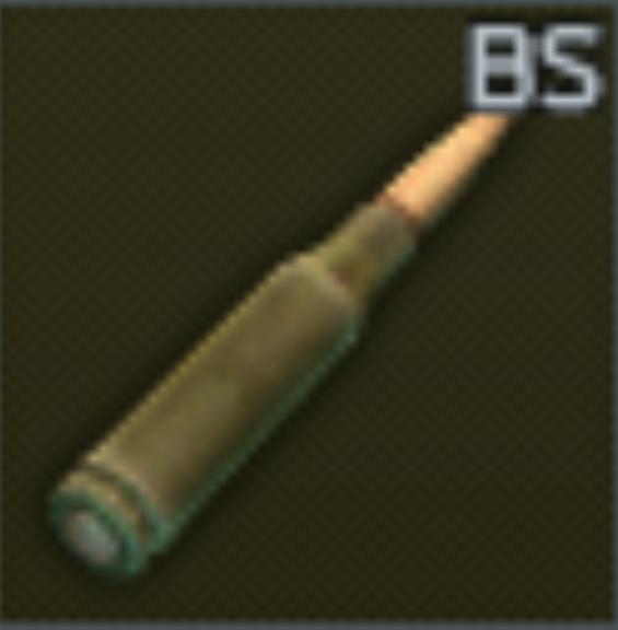 Ammo case + Ammo 5.45x39 mm BS (2940) [12.11]
