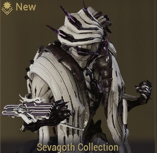 (PC) Sevagoth collection (MR 2) // Instant delivery