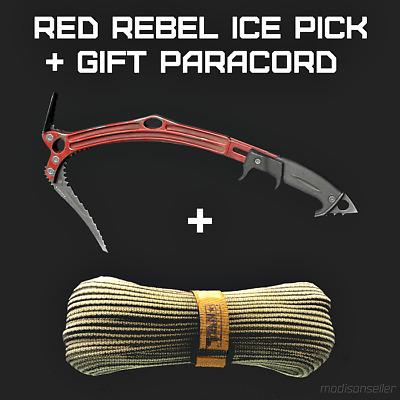 Red Rebel Ice pick