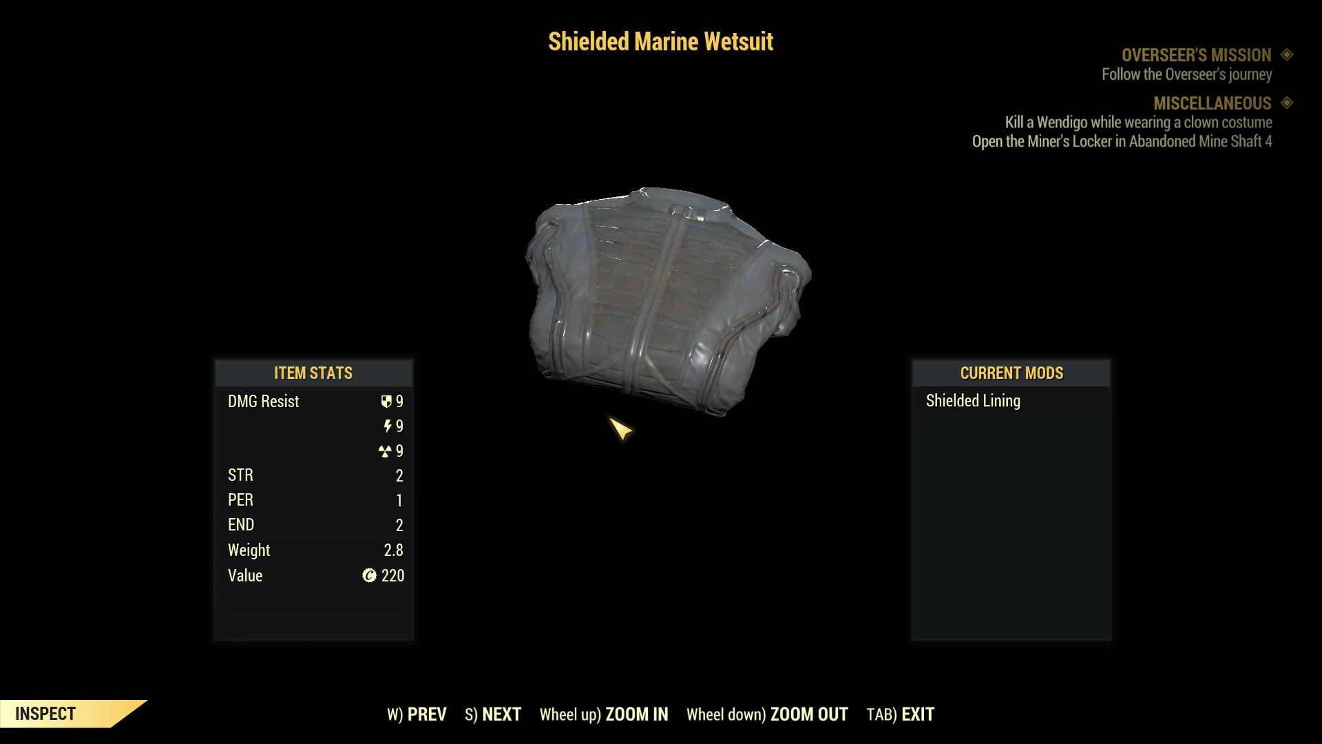 Shielded Marine Wetsuit   FAST   STRESS FREE   CHEAP   MAX LVL  