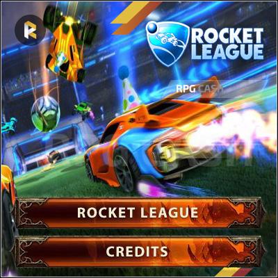 100 x Credits Rocket League PC