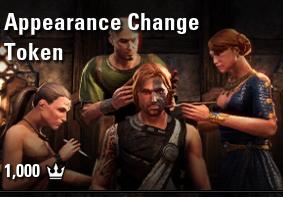 Appearance Change Token [EU-PC]