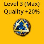 Enlighten Support Level 3 Quality 20 Non Corrupted Betrayal Softcore 1835781718 Odealo Cannot support skills that don't come from gems. enlighten support level 3 quality 20