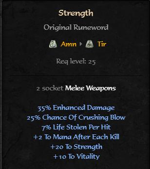 Strength ( Amn  Tir)--Softcore
