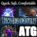 Aura Stacking Spark Ascendant [Complete Setup + Currency] [Expedition SC] [Delivery: 60 Minutes]
