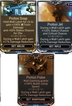 (PC) Proton mod set (jet, pulse, snap) // Instant delivery