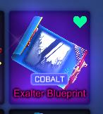 exalter blueprint cobalt