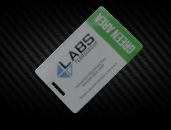 Lab. Green keycard [12.11]
