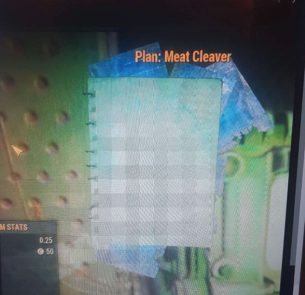 Meat Cleaver Plan