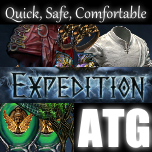 Premium Leveling Pack [Easiest Leveling] [Expedition SC] [Delivery: 20 Minutes]