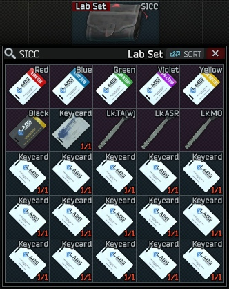 ❗❗❗Full Lab keys    All Lab set with RED    The Lab set + 2 SICC + 50 Access Keys    FAST & SAFE❗❗❗