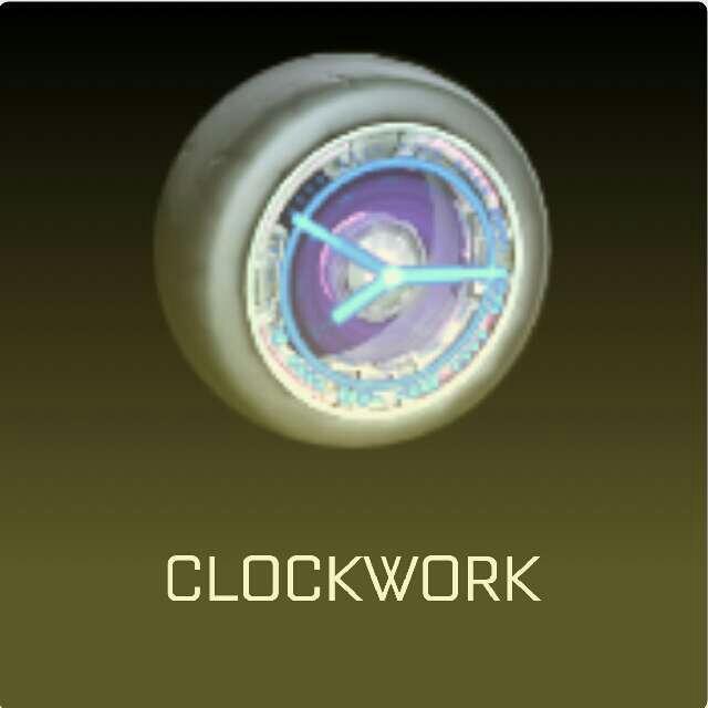Clockwork - Exotic Wheels