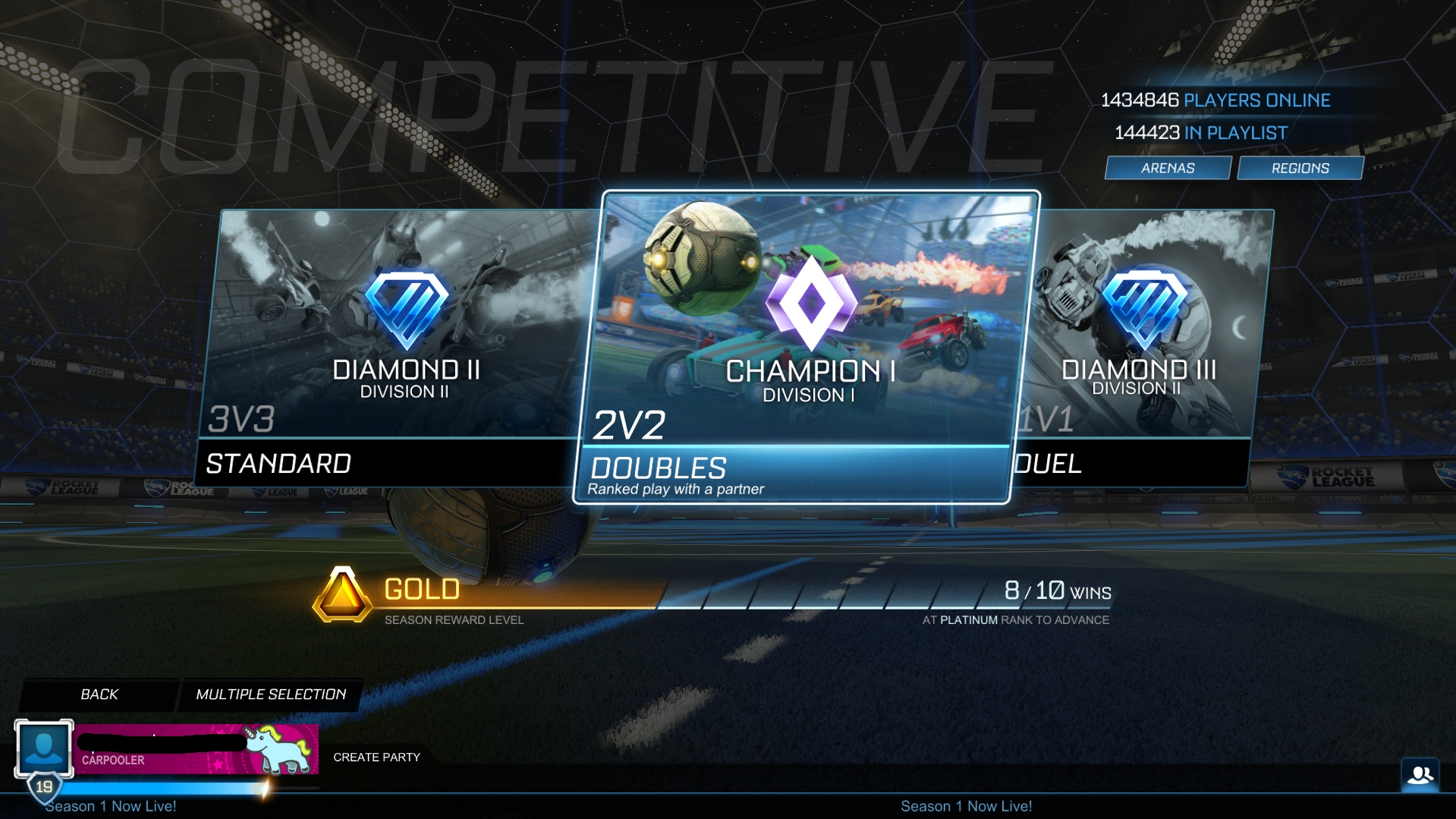 Champion Account | Epic Games %100 Secure and Fast Delivery