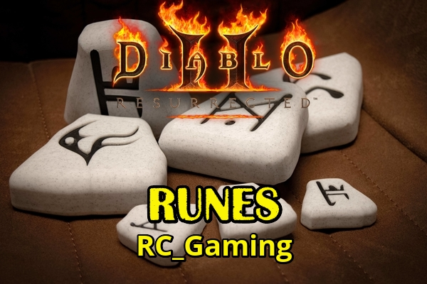 ★ Eld Rune - Softcore - D2R - INSTANT DELIVERY/Best Service ★