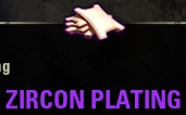 [PC-Europe] Zircon plating // Fast delivery!