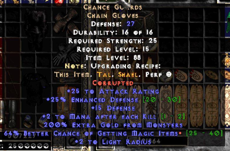 Chance Guards MF slam