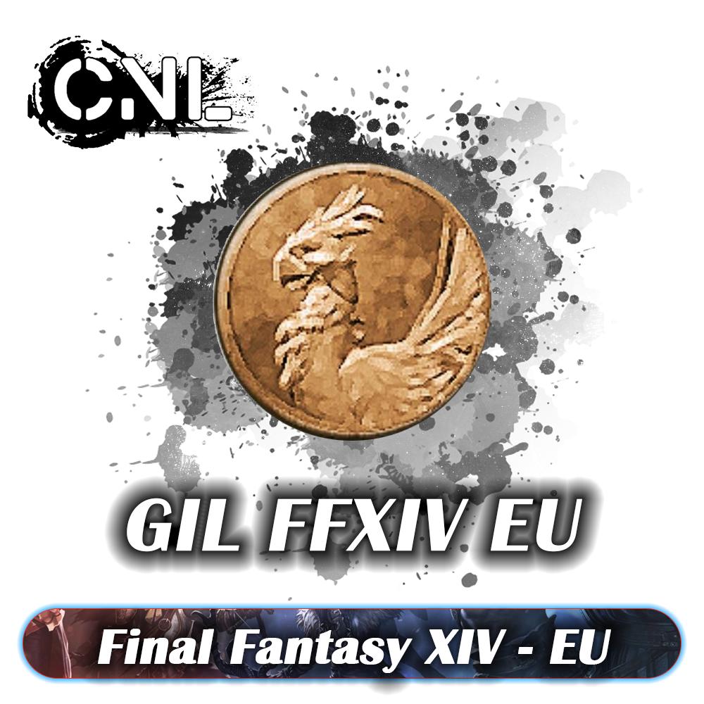 [Fantasy XIV – EU] 10M Gil Instant Delivery!!!!