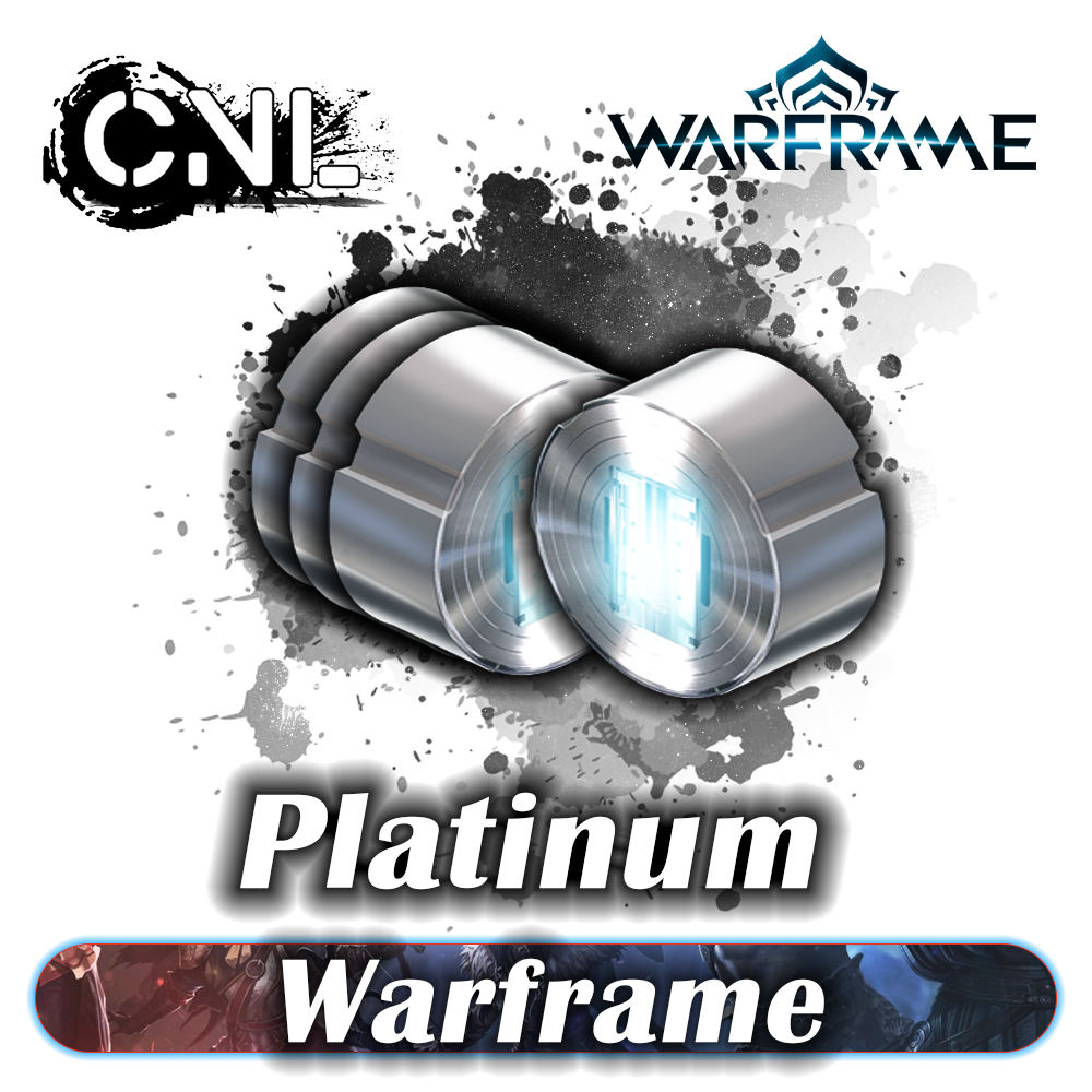 [PC] Warframe Platium - Cheap - Instant delivery