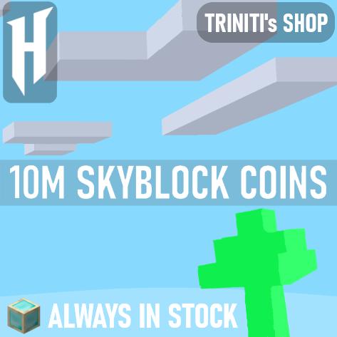 << Hypixel Skyblock Coins >> << 3.50/$ >> << SAFEST DELIVERY METHOD >>