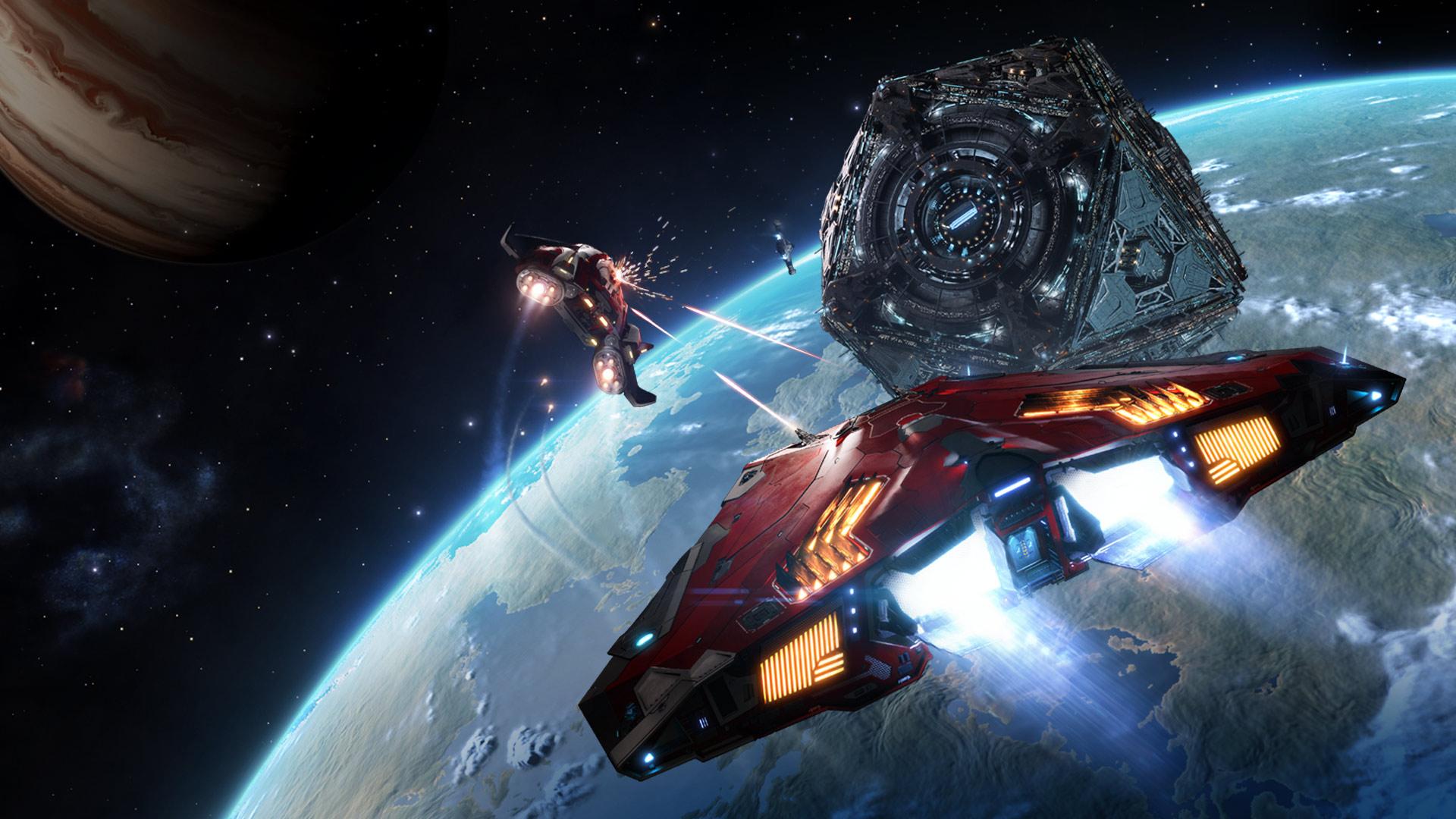 Pack : Fleet Carrier + 5 000 000 000 Credits + type 7