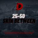 RANDOM | Valorant Account Between 20-55 Skins!