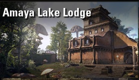 [PC-Europe] amaya lake lodge furnished (8800 crowns) // Fast delivery!