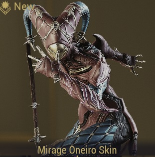 [PC/Steam] Mirage oneiro skin // Fast delivery!