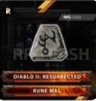 ★[PC] Mal Rune - D2R - Softcore★