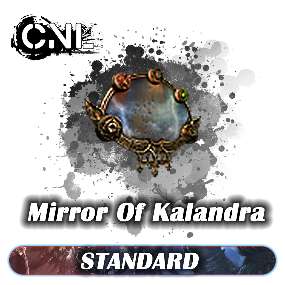 [PC] Mirror of Kalandra Standard - Fast Delivery [PC]