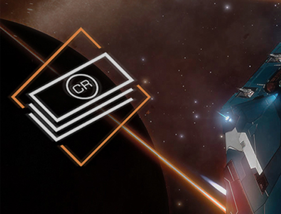 Elite Dangerous Credits Xbox/PS4-5/PC - with delivery to your system