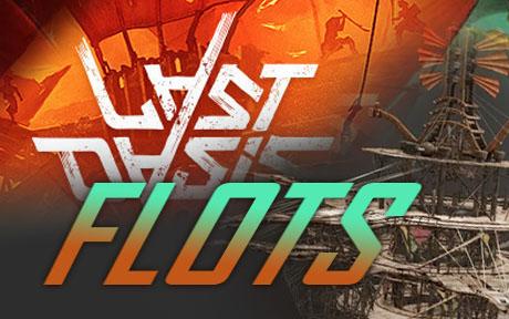 Last Oasis (Official server - Season 4) 10k flots