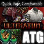 Premium Leveling Pack [Easiest Leveling] [Ultimatum SC] [Delivery: 20 Minutes]