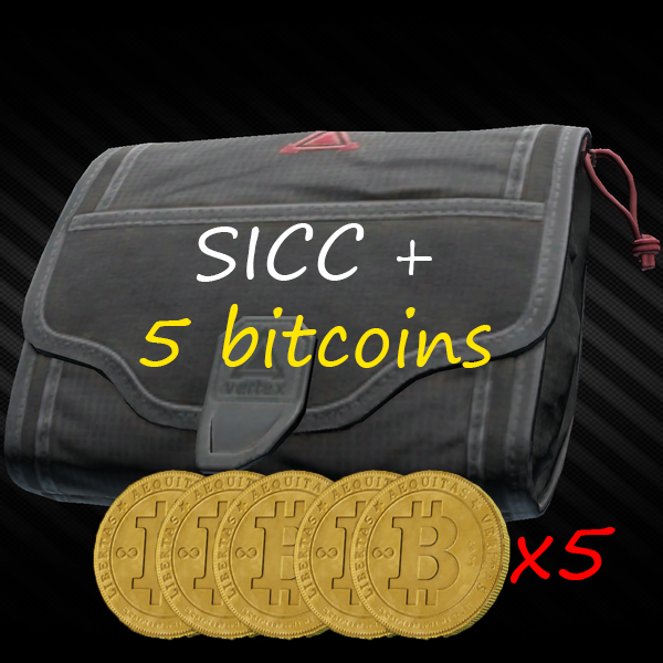 ⚜️ Case SICC + 5 BITCOINS / Fast Delivery