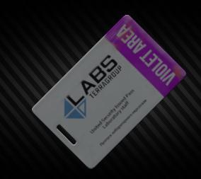Lab. Violet keycard [12.11]