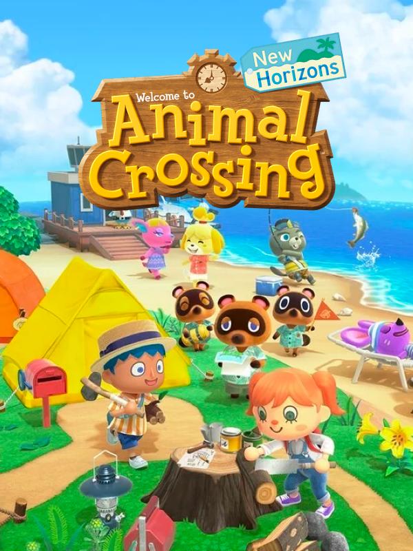 Animal Crossing Dream Villagers - Julian   Marshall   Raymond
