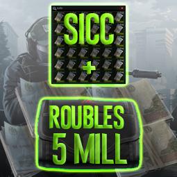 ❗$❗ Guaranteed 5 M Roubles + S I C C case ✅ Insane Fast Delivery F2F❤️Flea ✅