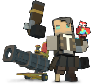 (PC) Pirate captain starter pack (gear, flask,ally,emblem) // Fast delivery!