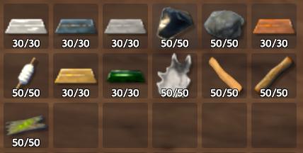 20 Iron bar