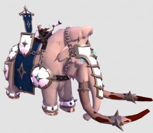 Elder's Command Mammoth (Tier 8) Bridgewatch