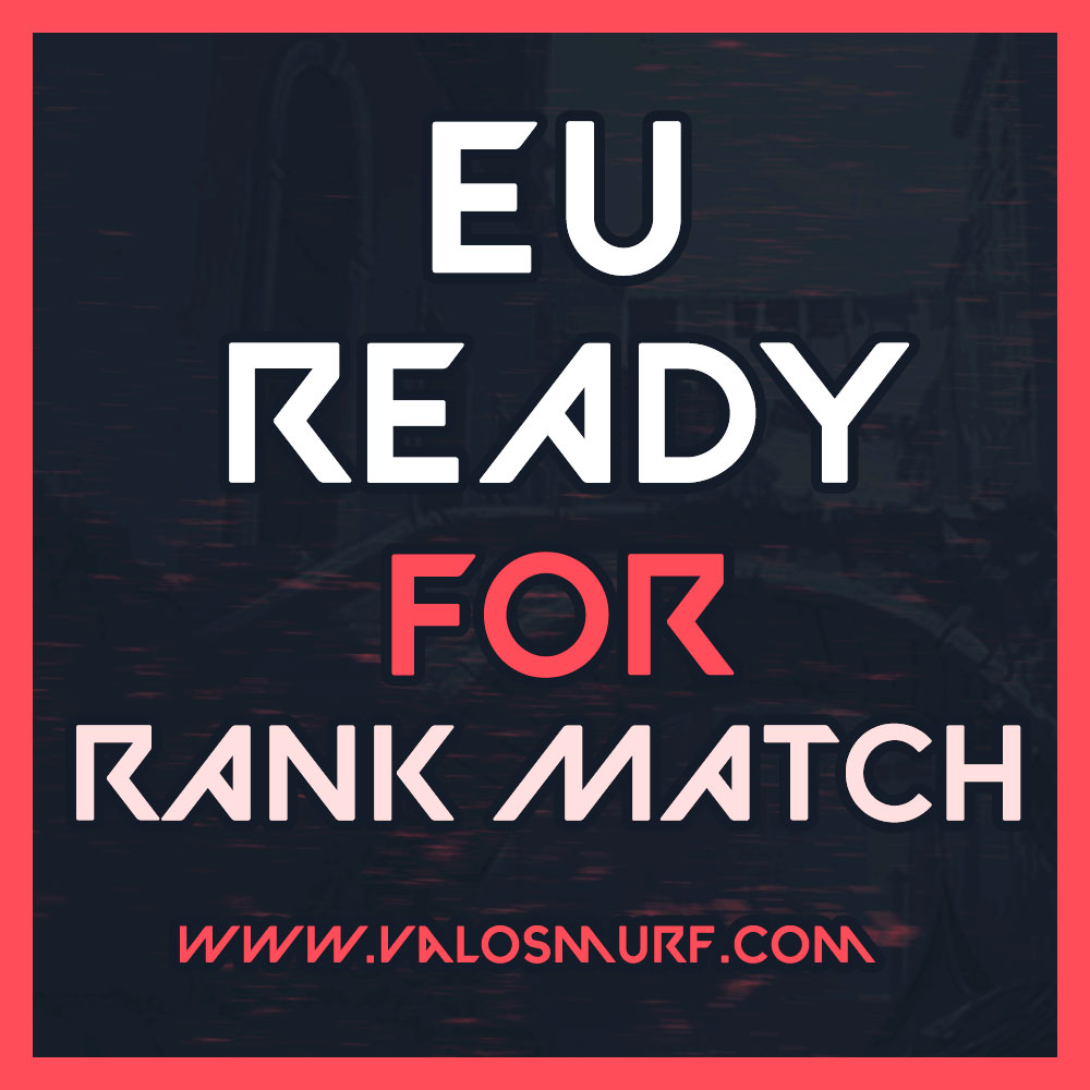 [INSTANT DELIVERY] [EU] Ready For Rank Match Full Access + Change Email