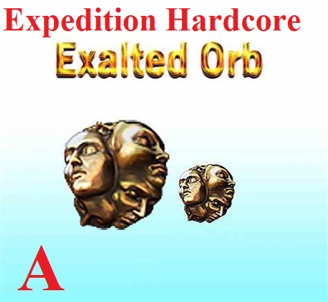 ♥♥♥ Expedition Hardcore ♥♥♥ Exalted Orb // ♥ delivery in 2-5 mins ♥